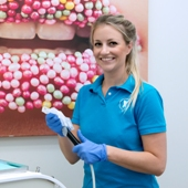 tandartsassistente Barbara Tilburg