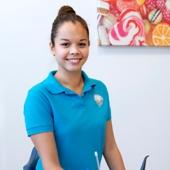 Joelle tandartsassistente Reeshof